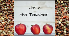 Jesus the teacher post