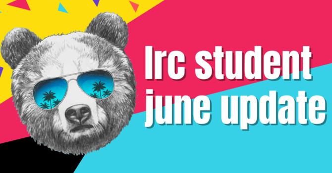 LRC Students June Update image