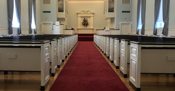 Weddings in the Sanctuary