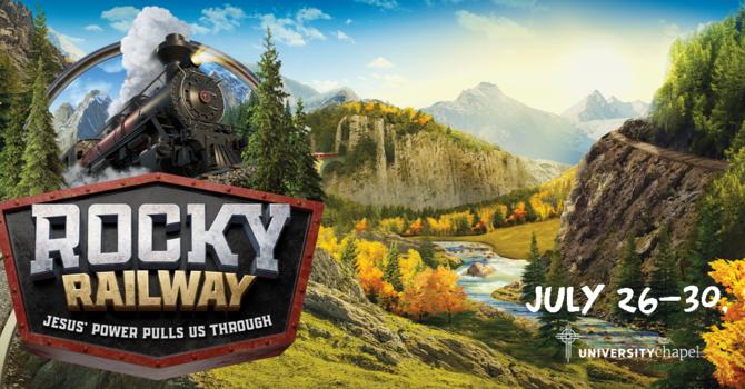 Rocky Railway Outdoor Summer VBS