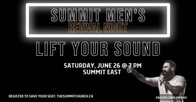 Summit Men's Service
