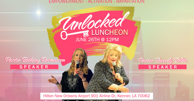 Unlocked Ladies Luncheon