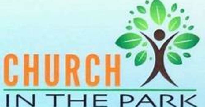 Church in the Park- July 4th image