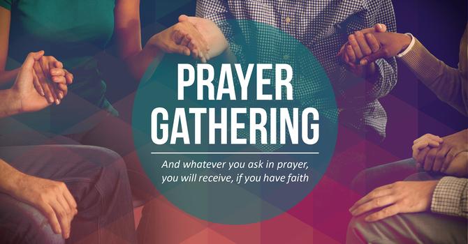 Friday AM Prayer Meeting