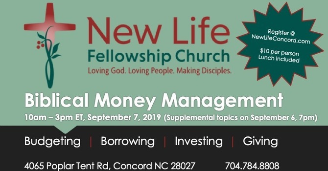 Biblical Money Management Seminar