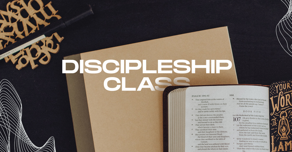 SCHOOL OF DISCIPLESHIP