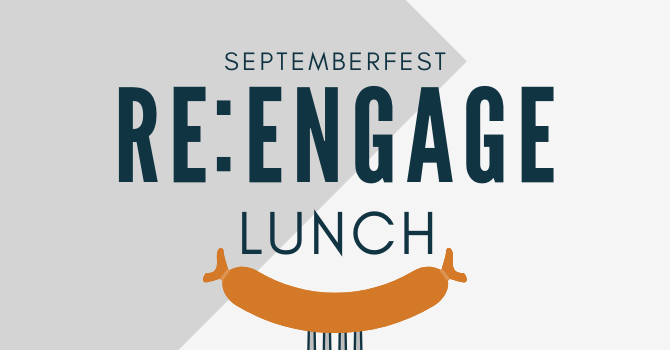 RE:ENGAGE LUNCH