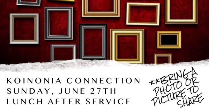 Koinonia Connection