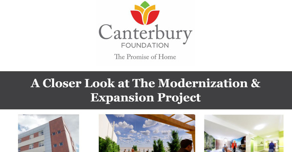You're Invited: Canterbury Foundation Virtual Town Hall Tonight