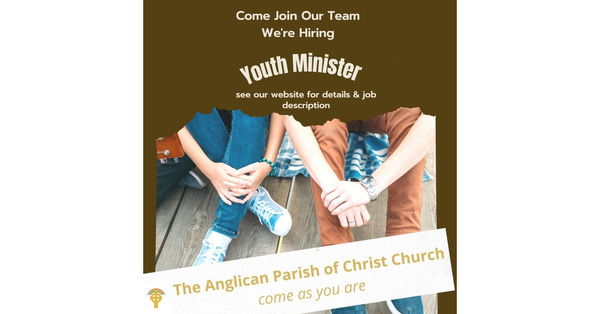 Christ Church Seeking Youth Minister