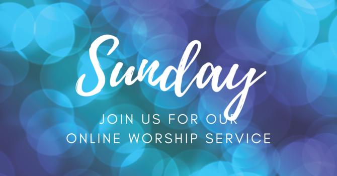Online Worship Service
