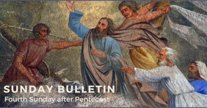 Bulletin & ZOOM link - June 20, 2021