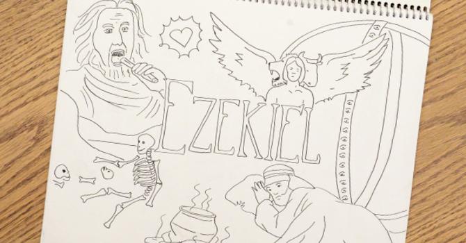 Ezekiel Preaching Schedule image
