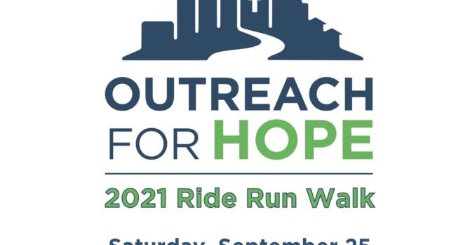 Outreach for Hope 2021 Ride Run Walk