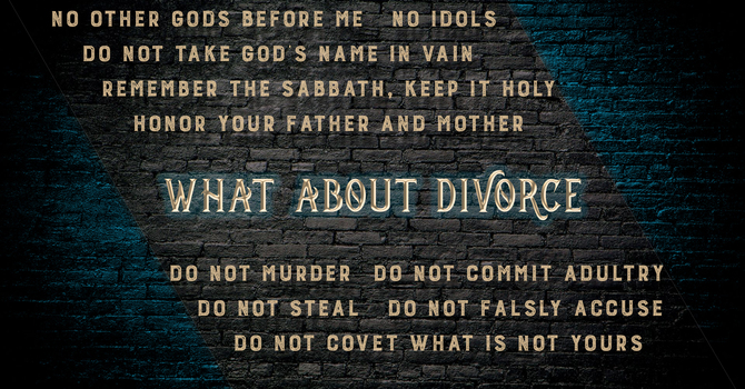 What About Divorce