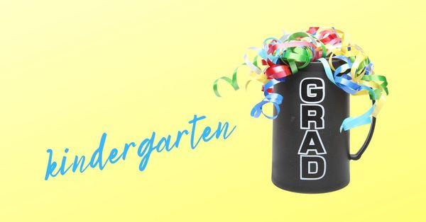 Kindergarten Grad
