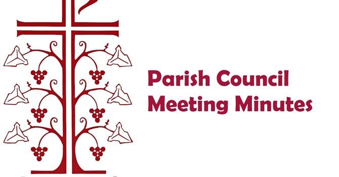 Parish Council Meeting Minutes image