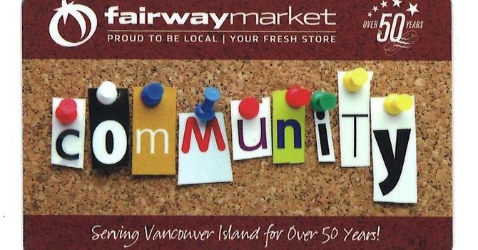 Fairway Market Community Shopping Cards image