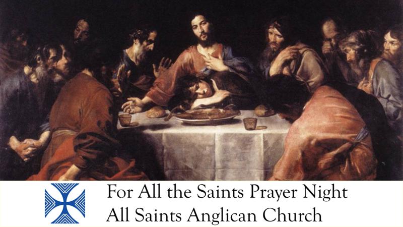 Cochrane Prayer Night June 23, 2021