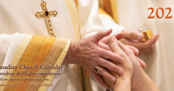 2022 Canadian Church Calendar Order Deadline