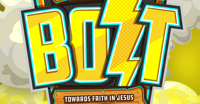 VBS is coming to your backyard this summer! image