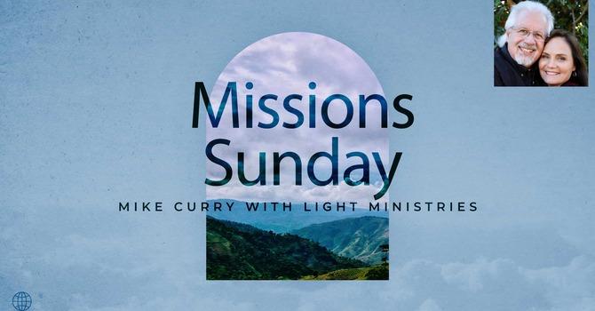 Missions Sunday! image