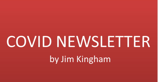 COVID update from Jim Kingham