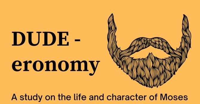 Dude-eronomy: The Israelites Cross The Jordan