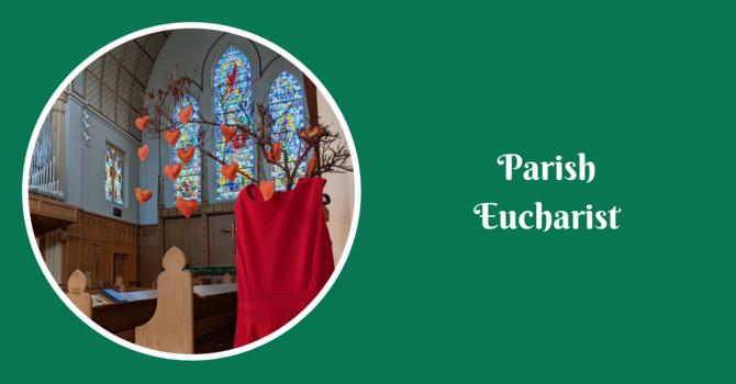 Parish Eucharist - June 20, 2021 image