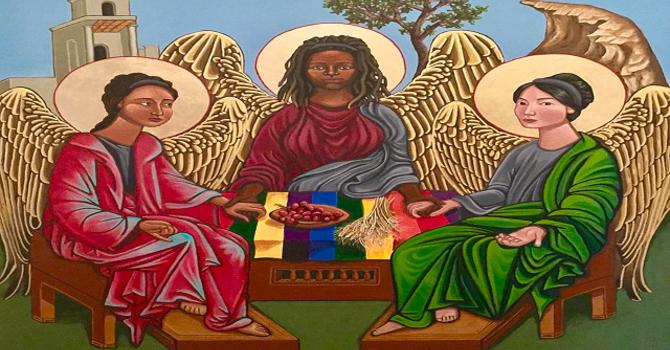 Fourth Sunday in Pentecost