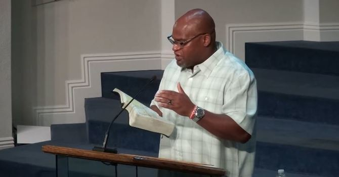 Fathers Not Faking Their Faith | June 20, 2021 | 8 A.M. | Pastor Dockery