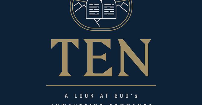 """The Ten: Counterfeit Gods"""