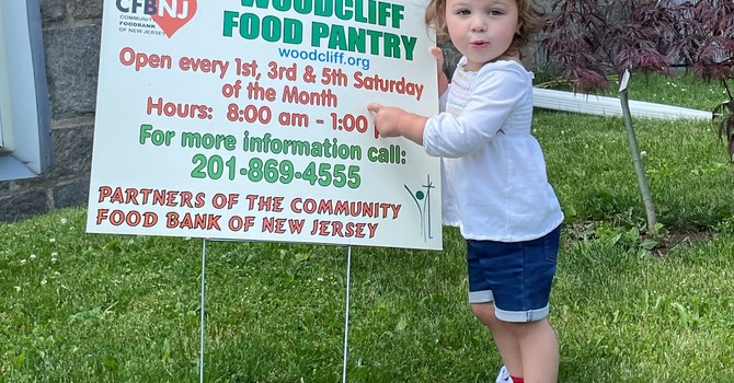 Woodcliff Harvest Food Pantry is Open Saturday, September 4th, 8AM to 1PM image
