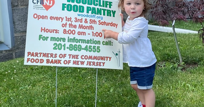 Woodcliff Harvest Food Pantry is Open Saturday, September 4th, 8AM to 1PM