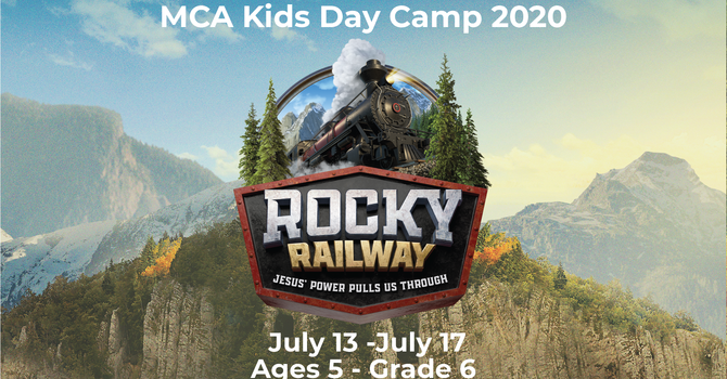 MCA Kids Day Camp 2020