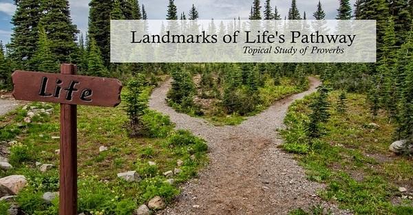 Landmarks of Life's Pathways