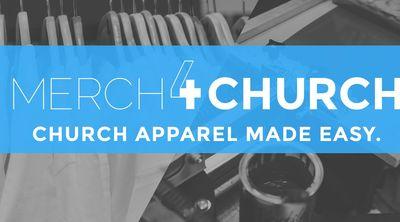 Merch 4 Church Ministry