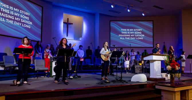 Music & Media Ministry