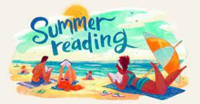 Summer Reading and Beach Books