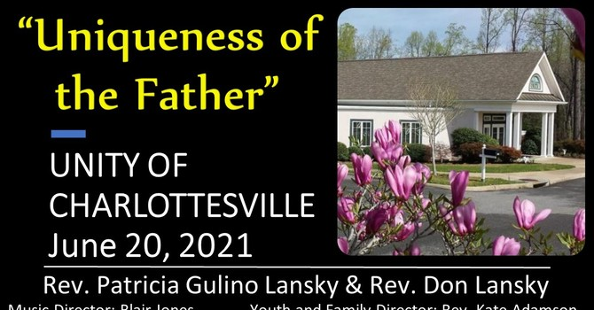 Uniqueness of the Father