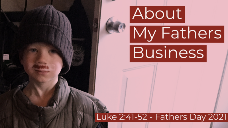 About My Fathers Business