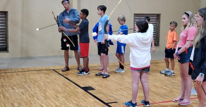 Kid's Camp at LFR, Day 2! image