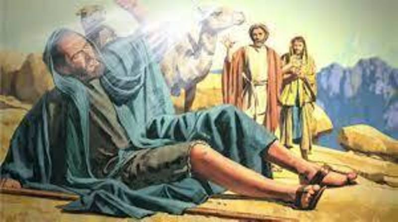 Saul, Saul, Why Are You Persecuting Me?