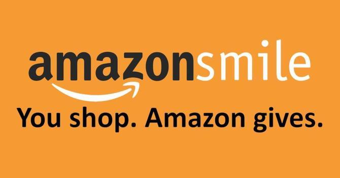 St. John's is now on Amazon Smile! image