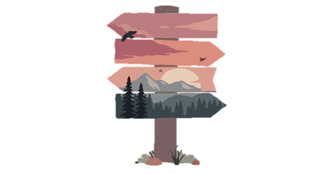 Which Direction? image