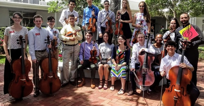 First Presbyterian Youth Orchestra