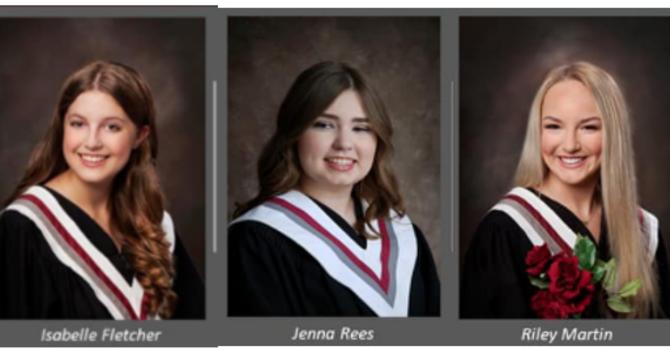 Congratulations to our High School Graduates 2021! image