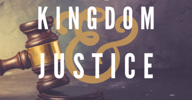 Biblical Justice, part 1