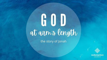 GOD AT ARM'S LENGTH