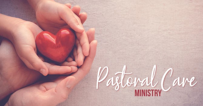 Pastoral Care Ministry